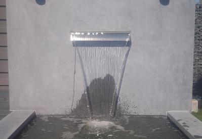 Waterval Oase 60 Inox