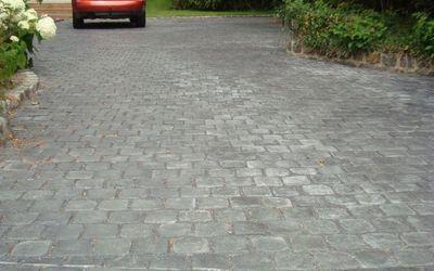 Romain tuin- en klinkerwerken - Opritten