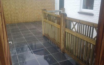 Romain tuin- en klinkerwerken - Terrassen